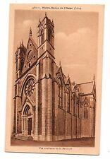 38 - cartolina - Notre Lady l'Vimini - Vista di fuori del la basilique (C4541)