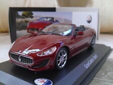 Véhicules miniatures rouge pour Maserati