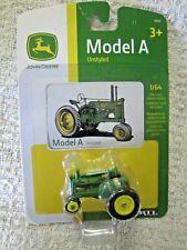 Nip~John Deere~1/64 Die-Cast Metal Tractor Model A Unstyled