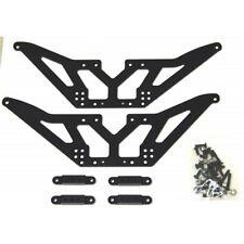 ST Racing STA30502LBK Aluminum Lift Kit / Shock Mount Set (4) Axial SCX10