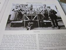Bremen Archiv 6 Alltag 6100 Frauernarbeit um 1914