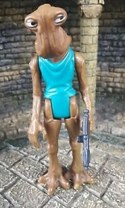 Vintage Star Wars Complete Hammerhead Cantina Alien 1978 A New Hope