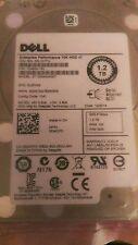 """Dell 342-5521 1.2TB 10K SAS 6G 2.5"""" 0RMCP3 NO TRAY"""