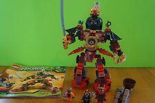 LEGO Ninjago Samurai Mech 9448 Complete
