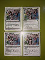 Peach Garden Oath x4 Eighth Edition 8th 4x Magic the Gathering MTG