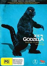 GODZILLA : SHOWA CLASSICS Volume 2  -  DVD - REGION 4 - Sealed
