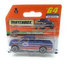 Matchbox MBX Superfast 1999 No 64 Ford F 150 1997 Int. Version short blister