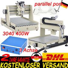 3 Achse CNC 3040 Router Graviermaschine Fräsmaschine 400W Fräser Gravurmaschine
