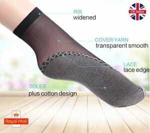 New Ultra-thin Non-Slip Silky Women Socks Anti Skid Ankle Low Cut Socks