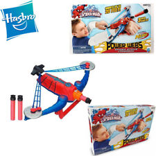 Ultimate Spider-Man Power Webs Nerf Spider Strike Crossbow