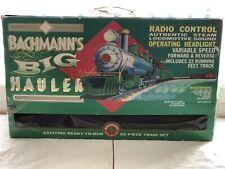 Bachmann's Big Hauler G Scale Electric Train Set 90-0100