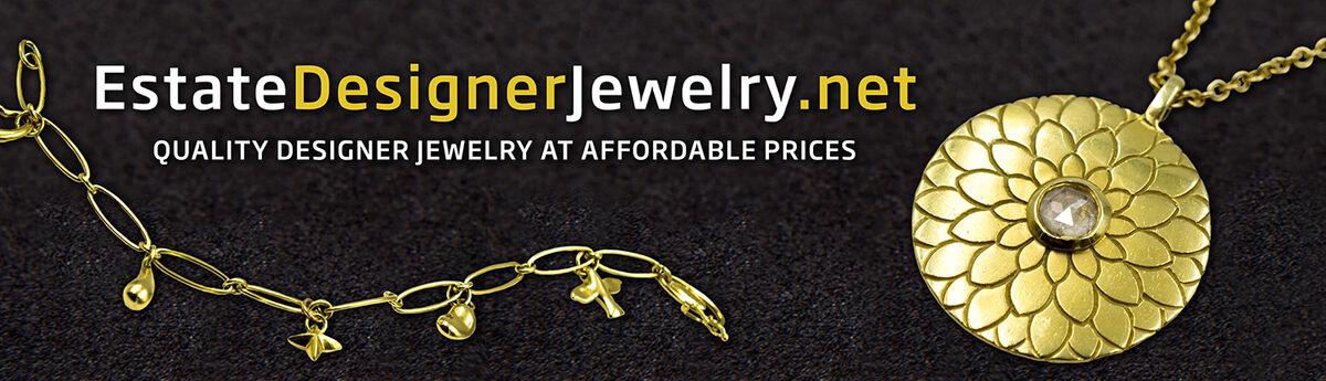 Estate Designer Jewelry