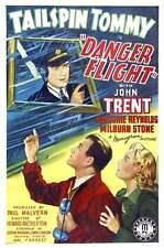 Tailspin Tommy in Danger Flight - Classic Movie DVD John Trent Marjorie Reynolds