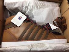 K-Swiss Gowmet II Mid Gr:43 High Leder Schuhe Lozan Boot Stiefel NEU Braun