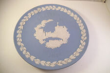 Vintage Wedgwood Christmas 1969 Collector Plate Windsor Castle