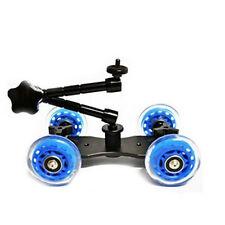 Hot Track Car Four-wheeler Steadicam Stabilizer for Video DSLR Camera Camcorder