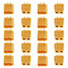 1~10Pair XT60 Male Female Bullet Connectors Plugs For RC Hobby Lipo Battery##