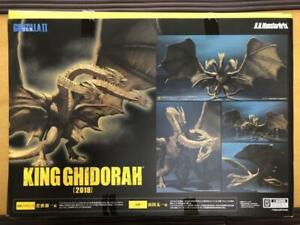 Bandai S.H. Monsterarts King Ghidorah 2019 King of monsters Figure