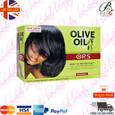 ORS Organic Root Stimulator Olive Oil Relaxer Normal Kit/Perm