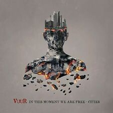 In This Moment We Are Free - Cities - Vuur (2017, CD NEUF) 889854743628