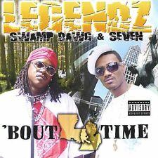 LEGENDZ - BOUT TIME NEW CD