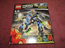 LEGO HERO FACTORY SURGE & ROCKA COMBAT MACHINE 44028 - NEW/BOXED/SEALED