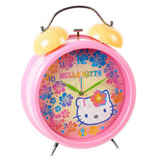 Reloj Despertador Hello Kitty Chicas Dormitorio Jumbo eléctrico Cuarzo fuerte Regalo Niños