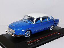 IST MODELS TATRA 603/1 1958 METALLIC BLUE/WHITE 1/43 IST236