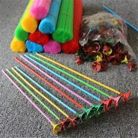 50x ballons porte-bâtons avec tasses décoration partie fournitures accessoirBB