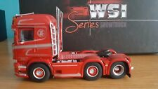 WSI SCANIA STREAMLINE Highline 6X2 Unidad De Tractor Escala 1.50