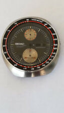 SEIKO 6138 0011 ufo case and dial water resist (rare) in good condition!