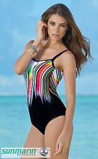 Farbenfroher Beach Badeanzug der Referenzklasse Gr. 46B von SUNMARIN! NEU!!!!