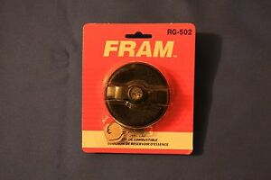 LOCKING Gas Fuel Cap RG-502 ~ FORD F Series TRUCKS & E- VANS W/O Threaded Mouth