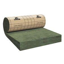 Rouleau laine de verre URSA MRK 40 TERRA revêtu kraft - Ep. 100mm - 10,20m² - R