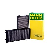 Cabin Air Filter Set Mann CUK 2941 2 BMW E70 2007-2012 X5 E71 X6 2008-2012