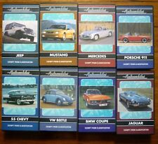 AUTOMOBILES Rare OOP Time Life Australia PAL VHS Videos x 8 Some Sealed Lot 2
