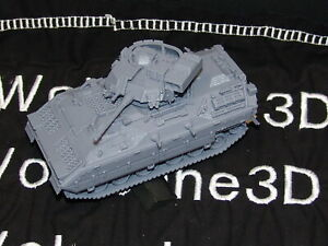 Flames Of War USA M2 Bradley Infantry Fighting Vehicle 1/100 15mm FREE SHIPPING