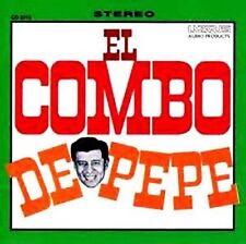 EL COMBO DE PEPE Latin Jazz Descarga Boogaloo Afro Cuban sealed LP