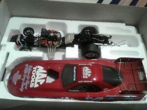 Mac Tools NHRA 50th 2001 1:24 Gary Densham Mustang Funny Car 1/3846