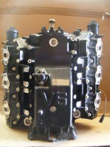 Johnson Evinrude 200-225-250 Powerhead Long Block Crankshaft Cyl Block Crankcase