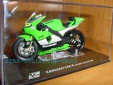KAWASAKI ZXR-R ZXRR OLIVIER JACQUE 2005 1/24 MOTO-GP#19