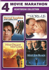 Eternal Sunshine ., What Dreams May Come, Meet Joe Black, Story of Us (Dvds)