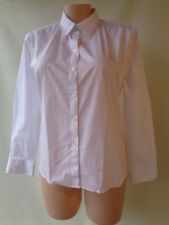 NEW French Kuff white shirt top size 18 NWT long sleeves