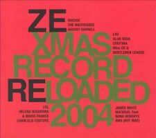 NEW Ze Christmas Album: Ze Xmas Record Reloaded (Audio CD)