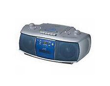 Tragbare JVC Kassettenspieler mit Radio