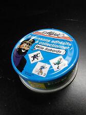 RARISSIME Boite de conserve Paté Marie Tintin 1994 TBE Tim Kuifje