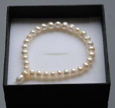 Freshwater Pearl Power Bead Bracelet in Gift Box