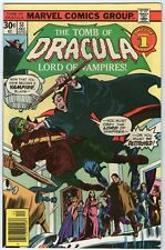 TOMB OF DRACULA   51     BLADE ON COVER    NM- COPY