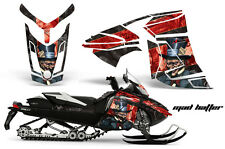 Snowmobile Graphic Kit Decal Wrap For Ski-Doo Rev XR GSX Summit 2013+ HATTER R K