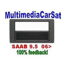 PHONOCAR 3/383 MASCHERINA DOPPIO ISO SAAB 9.5 06- NERA